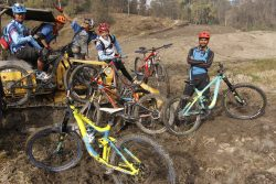 Himalayan Single Track Team