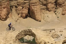 Upper Mustang Mountain Biking with Himalayan Single Track