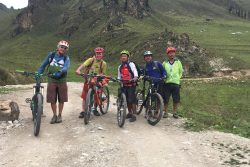 Mountain Biking Rara Lake with Himalayan Single Track Nepal