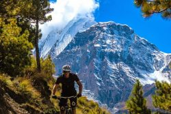 Mountain Bike Annapurna Nepal