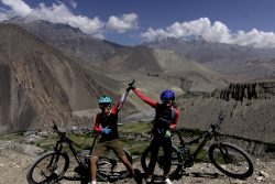 Mountain Bike Tours for Women at Himalayan Single Track