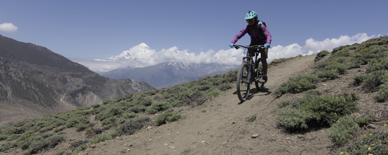 Ladies MTB Trip with Himalayan Single Track