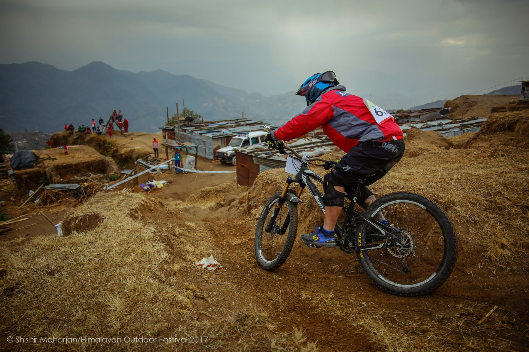 Mountain Biking in Nepal at the Himalayan Outdoor Festival