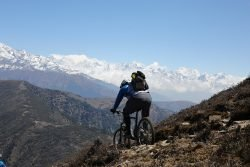 Mountain Biking with Himalayan Single Track Nepal