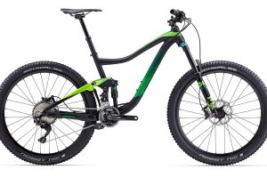 Giant Trance 1.5 LTD at Himalayan Single Track
