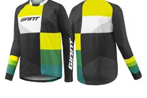 Long Sleeve Free Ride Jersey at Himalayan Single Track