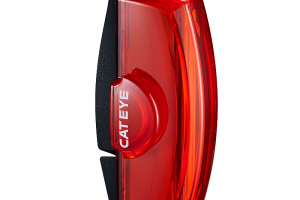 Cateye Rapid rear light at Himalayan Single Track