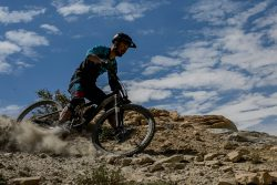 Mountain Bike Enduro in Upper Mustang with Himalayan Single Track