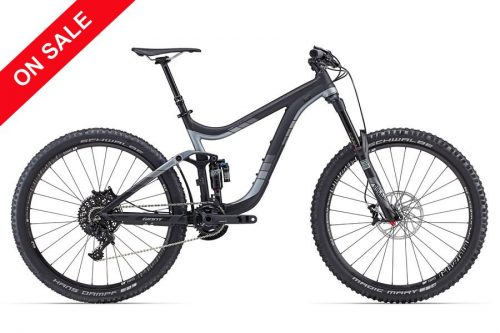 2016 Giant Reign 1 at Himalayan Single Track