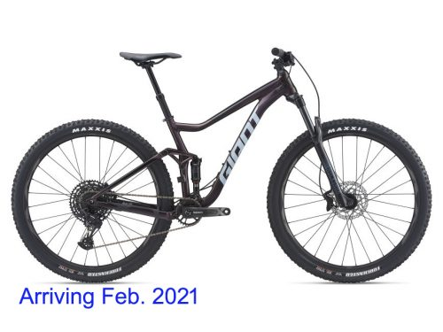 Giant 2021 Stance 1 29er at Himalayan Single Track