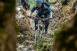 Mountain Biking in Langtang with Himalayan Single Track