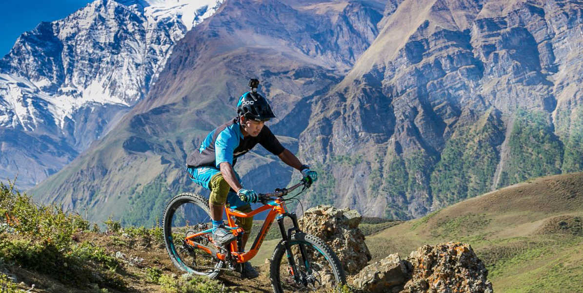 Upper Mustang Enduro with Himalayan Single Track