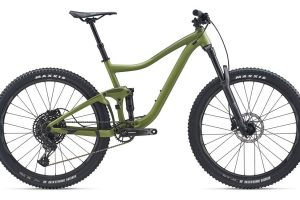 2020 Giant Trance 3 27.5 at Himalayan Single Track