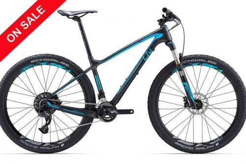 2019 Liv Obsess Adv 2 at Himalayan Single Track