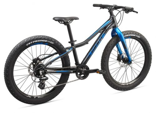 2020 Giant XTC Junior 24 plus at Himalayan Single Track