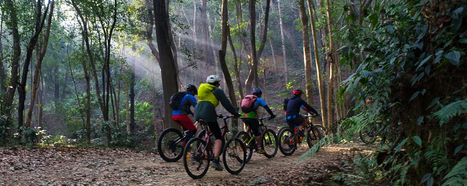 Mountain Biking in Nepal with Himalayan Single Track