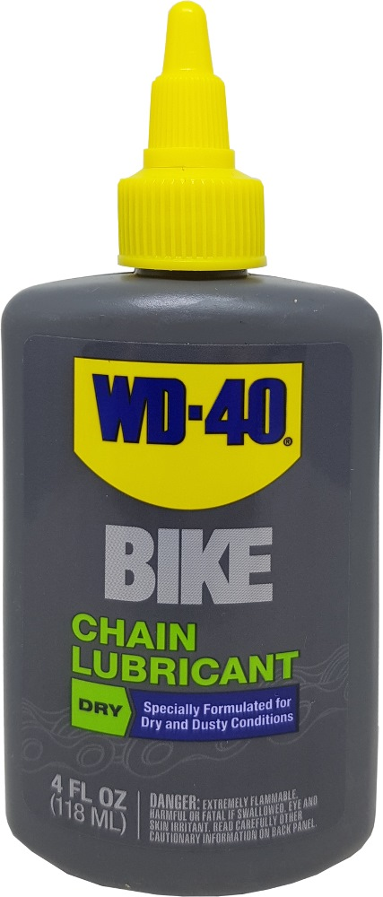WD40 Dry Chain Oil at Himalayan Single Track