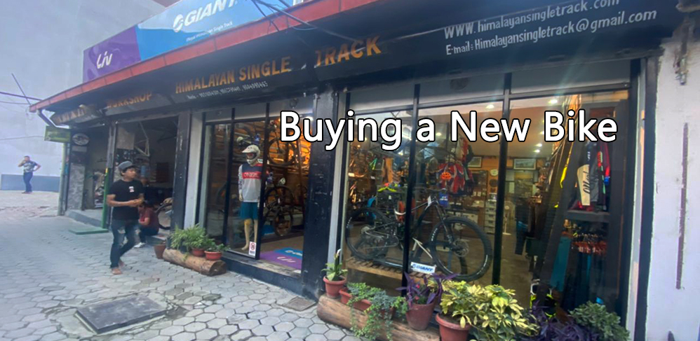 buying a new bike